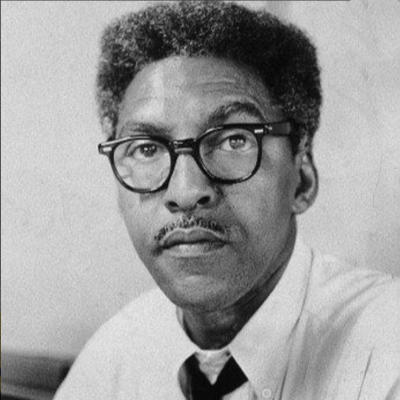 Bayard Rustin, human rights activist
