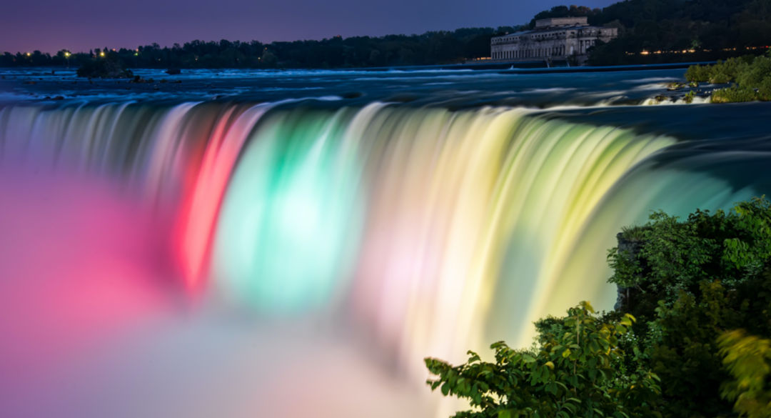What Does Diversity Mean, Colorful Waterfall