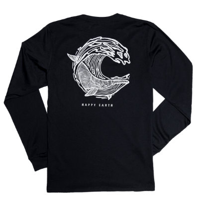 Happy Earth brand t-shirt